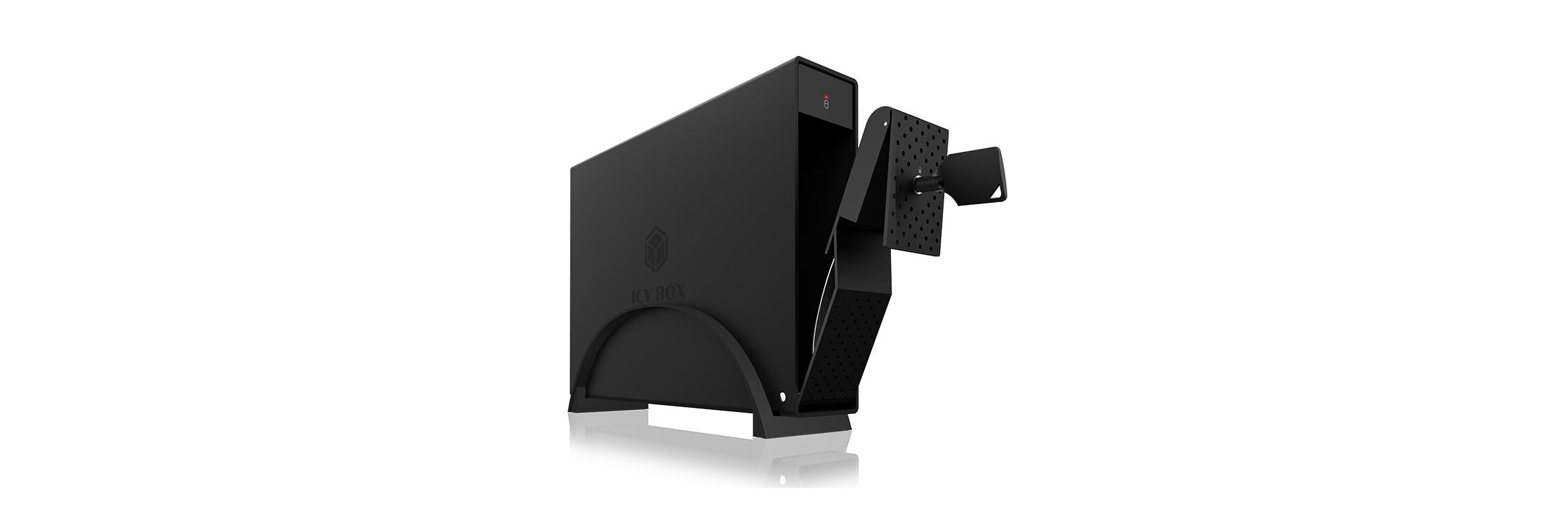 USB 3.1 (Gen 2) Gehäuse für 1x 3,5